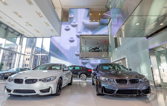 Has The TESLA EFFECT Made BMW's Magic Resale Values Disappear, Which Fueled Unbeatable Lease Prices?
