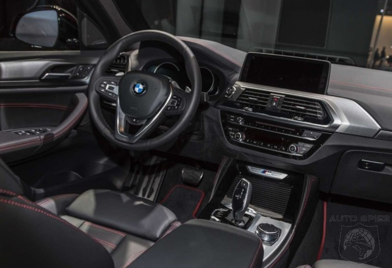 #NYIAS: The All-new BMW X4 M40i Is HERE, But Does It Light YOUR Fire?
