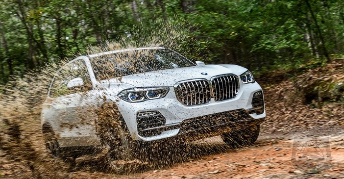 DRIVEN: Does BMW's All-new X5 Actually Stand A Chance In A Mudslinging Fight Between Luxury SUVs?