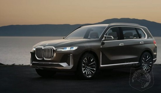 What Does The All-new BMW X7 NEED to SUCCEED?