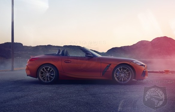 #MontereyCarWeek: MORE Pictures Of The All-new BMW Z4 — Are You IMPRESSED or DEPRESSED With BMW's Latest Roadster?