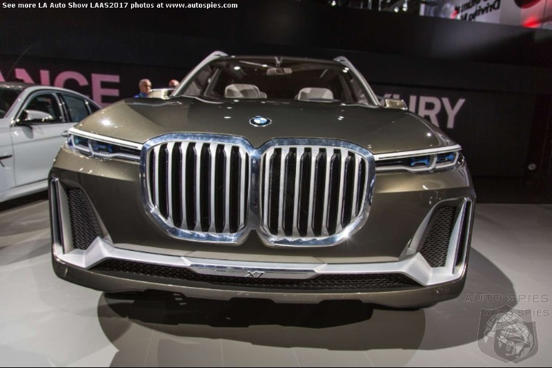 #NAIAS: IF You Were Wondering WHY The BMW X7 Was MIA In Motor City, Here's Why...