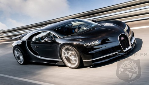 Bugatti Moves More Than 200 Chirons, Still Nearly 300 LEFT To Sell — How Long Will It Take?