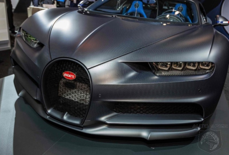 #NYIAS: Forbidden Fruit? Do The INSANE Exotics At The New York Auto Show Even TEMPT You?