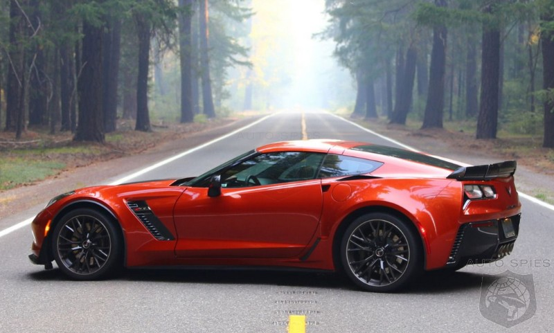 OFFICIAL! There Are LESS Than 2,600 C7 Chevrolet Corvettes In Inventory — Would It Be SMART Or STUPID To Snap One Up?