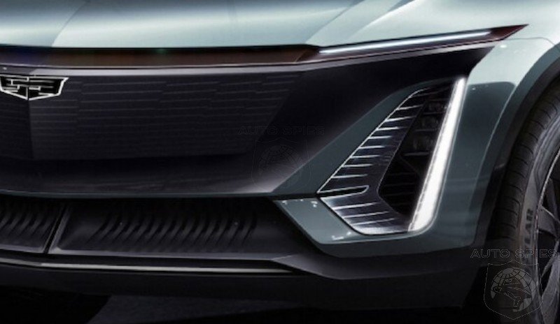 STUD or DUD? IF The All-new Cadillac Lyriq EV Looks Like THIS, Would You Give It A Chance Or FLUSH It?