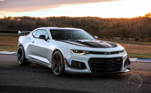 VIDEO: TEASED! GM Gets Us JUICED Up For The 650-Horsepower Camaro ZL1 1LE's Nürburgring's Lap TIme
