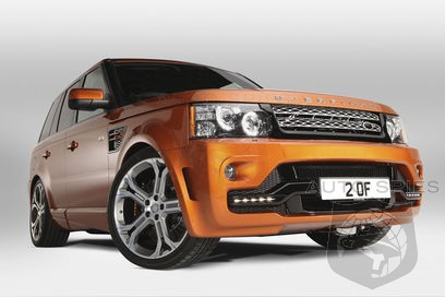 AWESOME or AWFUL: Overfinch Tunes Up The Range Rover Sport - Is It Too OVER The TOP?