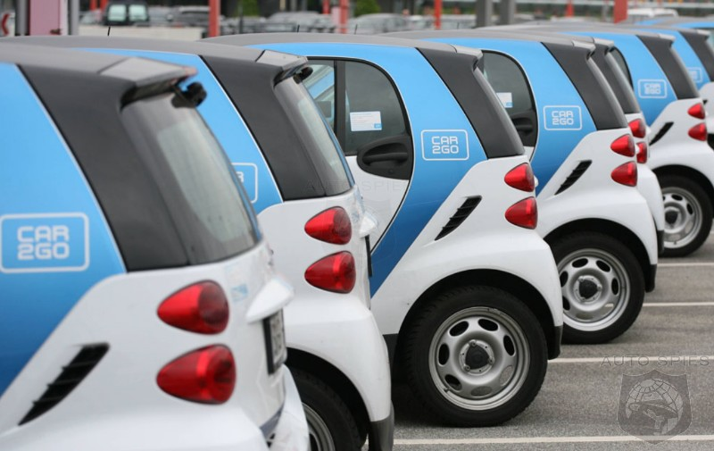 Have Car Sharing Programs Gone Extinct As Ride Sharing Apps Have Matured/Gain Critical Mass?