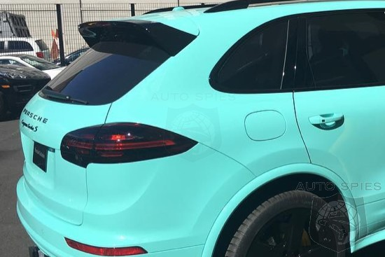 STUD or DUD: A One Of A Kind Porsche Cayenne Turbo S That DEMANDS Your Attention