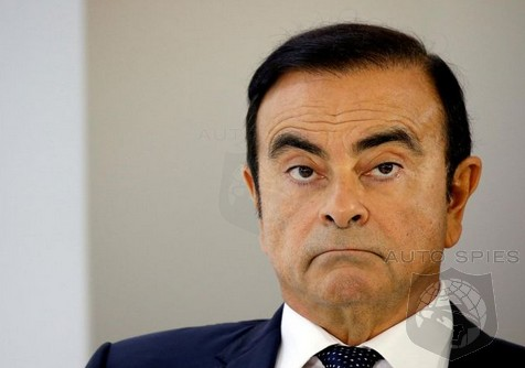 Nissan's EX-boss, Carlos Ghosn, SPEAKS For The FIRST Time Since Arrest And Jailing
