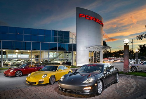 Florida-based Porsche Dealership Makes GOOD on BAD Employee Who Pocketed More Than $2.5 MILLION
