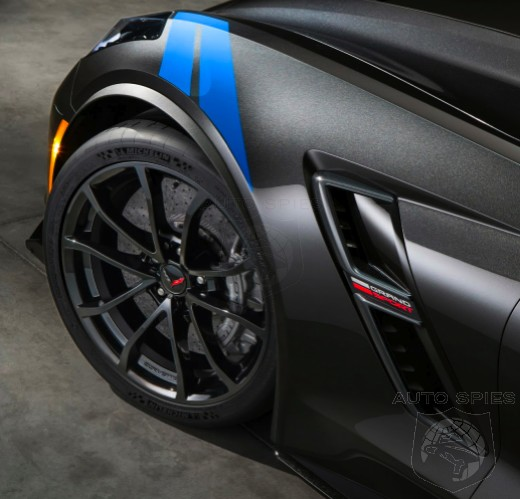 #GIMS: CONFIRMED — The Chevrolet Corvette Grand Sport Is A Track-Ready Stingray