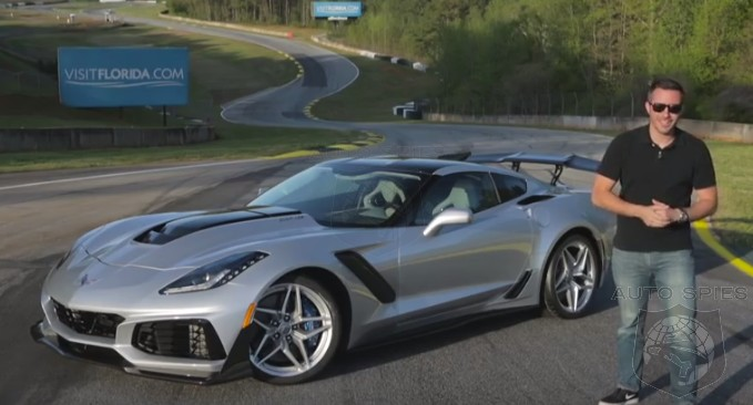 DRIVEN + VIDEO: So, Just How RIDICULOUS Is The All-new Chevrolet Corvette ZR1, On Track And On The Street?