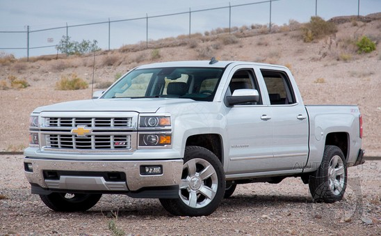 RECALL ALERT: Over 1.2 Million General Motors Trucks And SUVs Have Power Steering Problems