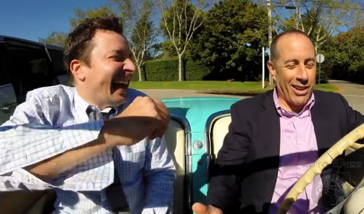 VIDEO: TEASED! Jerry Seinfeld Releases The Trailer To Season 5 Of Comedians In Cars Getting Coffee! Most Wild Season Yet?
