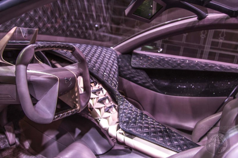 PARIS MOTOR SHOW: And YOU Thought Americans Like Bling ...