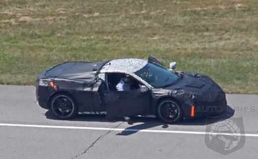 RUMOR: Do YOU Buy This? The All-new Chevrolet Corvette C8 MANTA RAY —