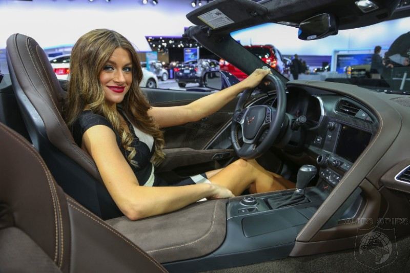 NEW YORK AUTO SHOW: Day Two Is A Wrap — Agents Snap Nearly 1,000 Of The BEST Auto Show Photos!