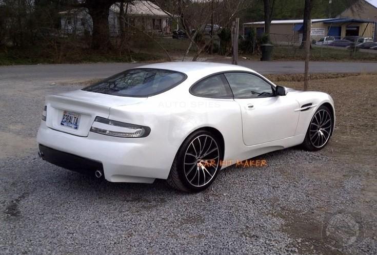 Is An Aston Martin Replica Based On A 90s Xk8 Make Sense Autospies Auto News