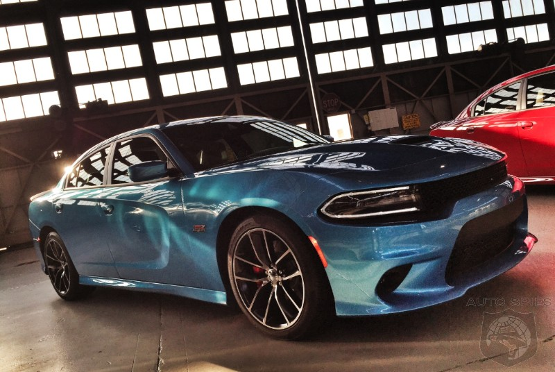 Agent 001 Heads To Washington DC To Play With The 2015 Dodge Charger, Check Out His FIRST Pics!