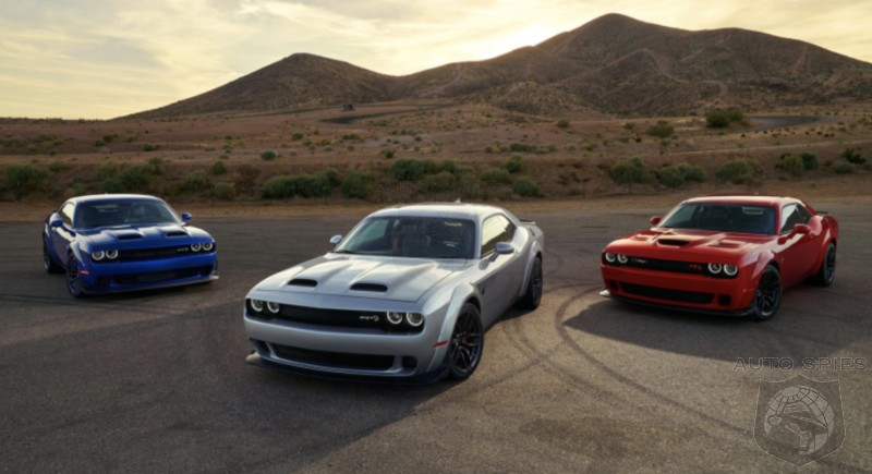 Will The DUMBEST Move EVER Be To Electrify American Muscle Cars?