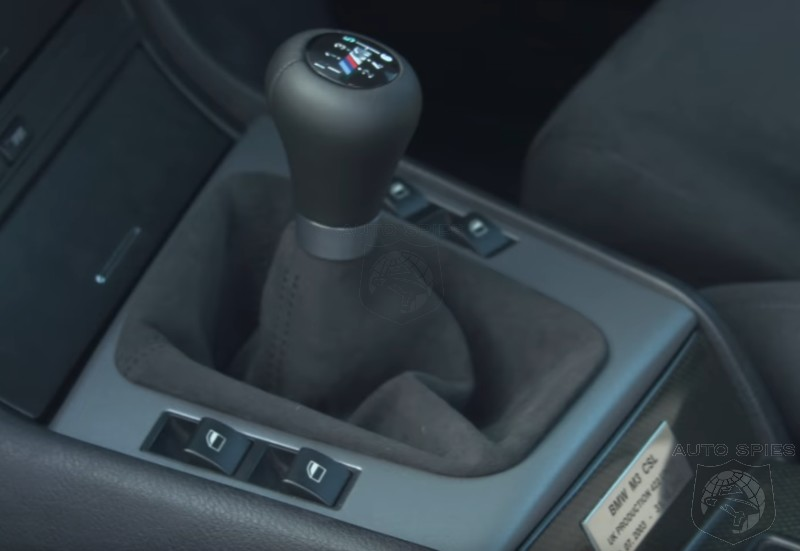 Can You Name ONE Car That's Stuck With A DCT But Would Be Made INFINITELY Better With A Manual?