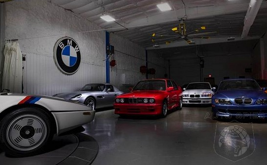 Is THIS The Ultimate BMW Collection? OR, Is It Just An Overpriced Package? $2.3 Million Takes ALL...