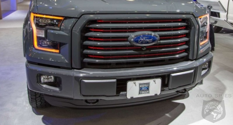 #NYIAS: Can YOU Dig It? Ford Shows Off An F-150 Lariat Sport Package — Is It A STUD or DUD?