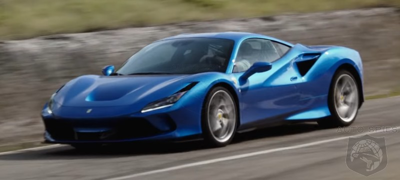 DRIVEN + VIDEO: So, What's The Ferrari F8 Tributo REALLY Like?