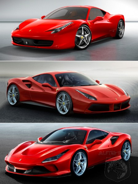 WHICH and WHY? Based On LOOKS Alone, Which Ferrari Would YOU Put In Your Garage?