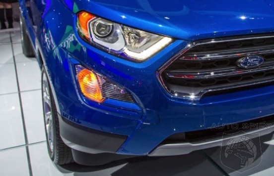 #LAAutoShow: Is The All-New Ford EcoSport Small Size Going To Mean BIG Sales? BEST Real-Life Snaps...