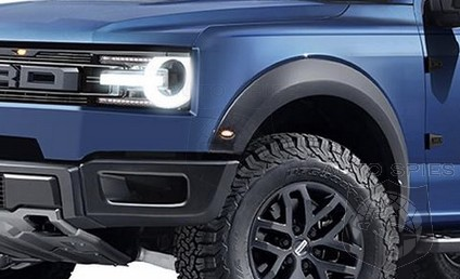 RENDERED SPECULATION: IF The All-new Ford Bronco Looks Like THIS, Will YOU Be Writing A Check?