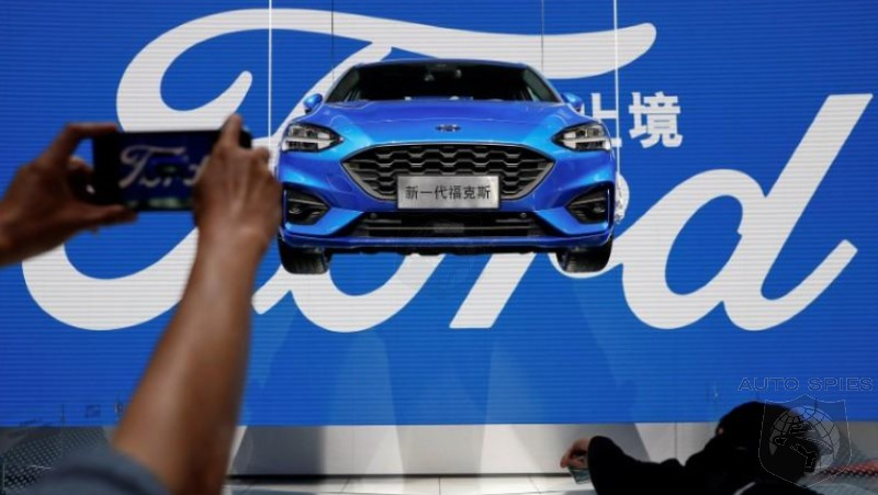 Ford STUMBLES In China — How Much Worse Will It Get If A Trade War Breaks Out?