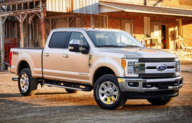 RECALL ALERT: 1.3 MILLION Ford F-150s And F-150 Super Duty Trucks For MAJOR Door Issues