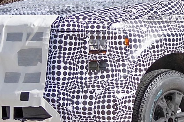 SPIED: FIRST Pictures Of The Next-gen, 2021 Ford F-150 Give Us A Taste Of What's To Come