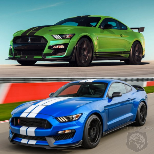 CAR WARS! Sibling Rivalry Edition: WHICH Would You Rather? The Ford Mustang Shelby GT350 Or The GT500?