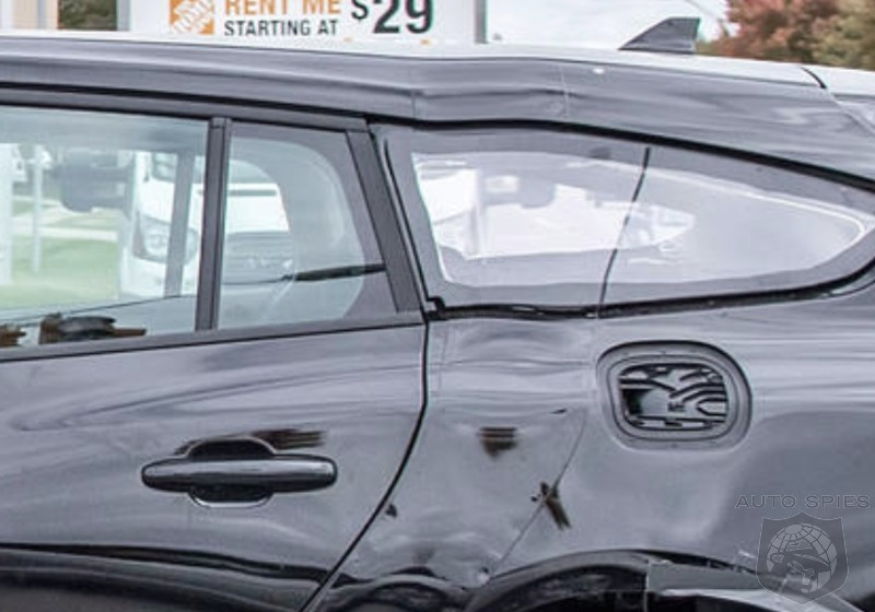 SPIED! An All-new, Next-gen Ford SUV Is Spotted Testing In Europe — Do You Want A REAL SUV Or A Subaru-like Crossover?