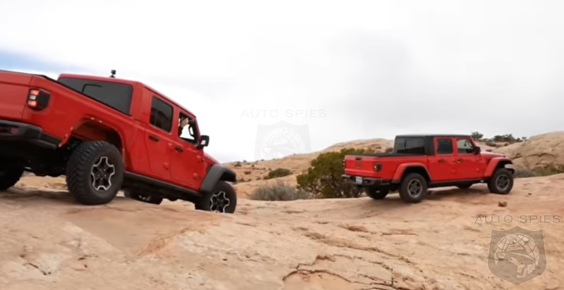 driven video so is the all new jeep gladiator more. Black Bedroom Furniture Sets. Home Design Ideas
