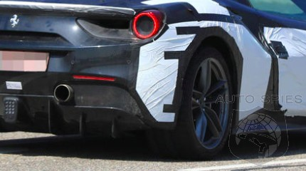 SPIED: Ferrari's 458 Speciale Successor Is Caught Under Development — 488 GTO?