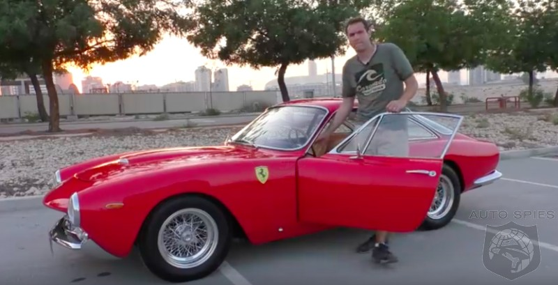 DRIVEN + VIDEO: A Review Unlike Any Other — Doug DeMuro Samples A Multi-million Dollar Ferrari 250 GT Lusso
