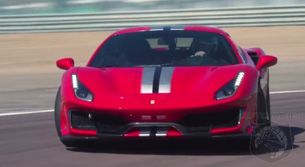 DRIVEN + VIDEO: How MUCH Better Can The Mid-engine, V8 Ferrari Get? We Find Out With The All-new Ferrari 488 Pista...