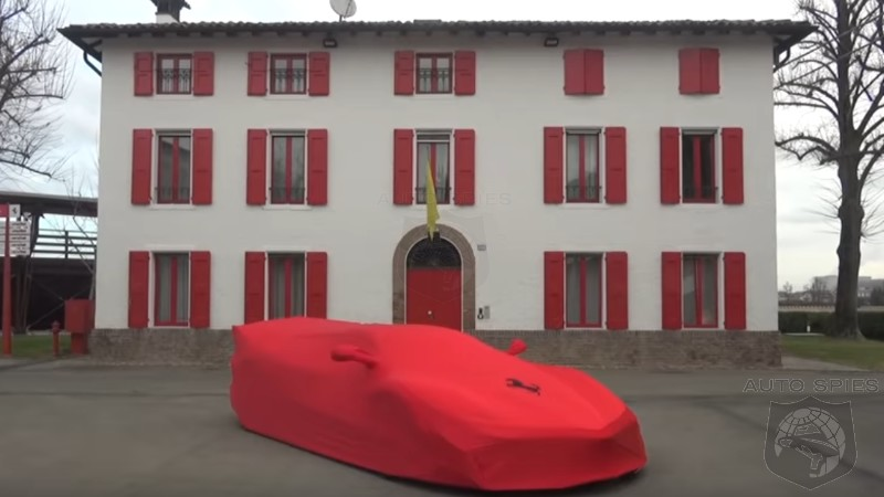 VIDEO: SEE & HEAR What It's Like To Take Delivery Of A $5MM Ferrari FXX-K EVO At Fiorano