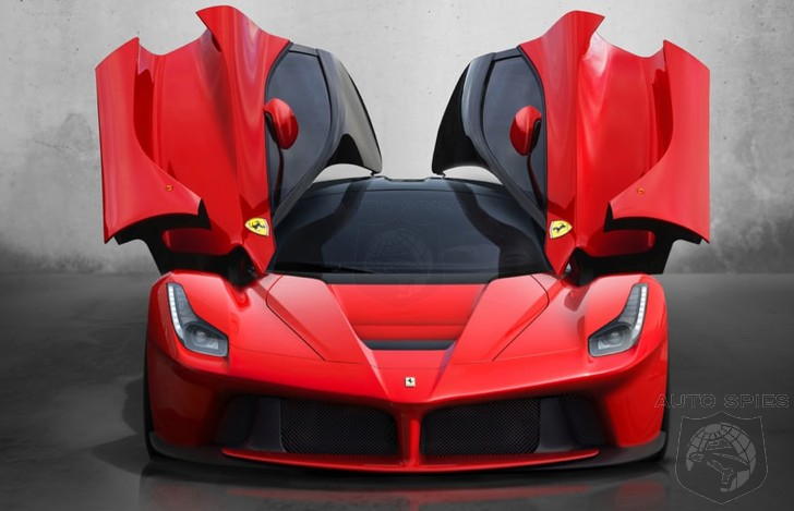 AWESOME or AWFUL? Ferrari On Track To INCREASE Sales Volume And GASP(!) Go All Hybrid By 2020