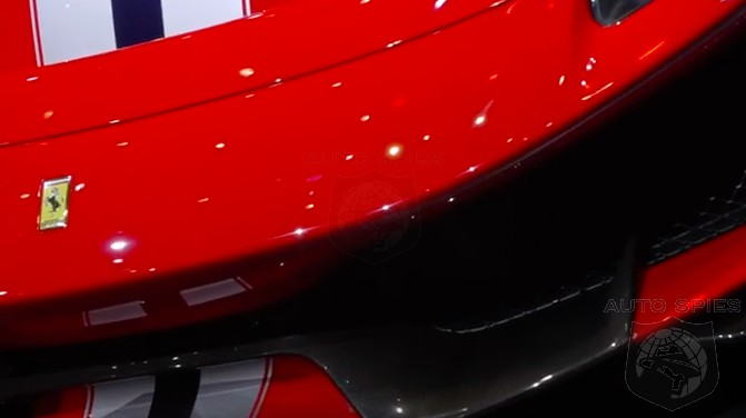 #GIMS: TWO For The Price Of ONE — All-new VIDEOs Give Us A TASTE Of The All-new Ferrari 488 Pista