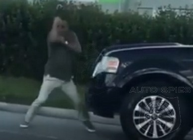 #OnlyInFlorida: Lexus LC Driver Flexes Muscles THEN Attacks SUV In Road Rage Incident
