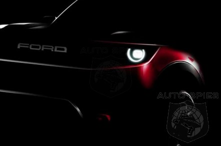 RUMOR: Would The All-new Ford