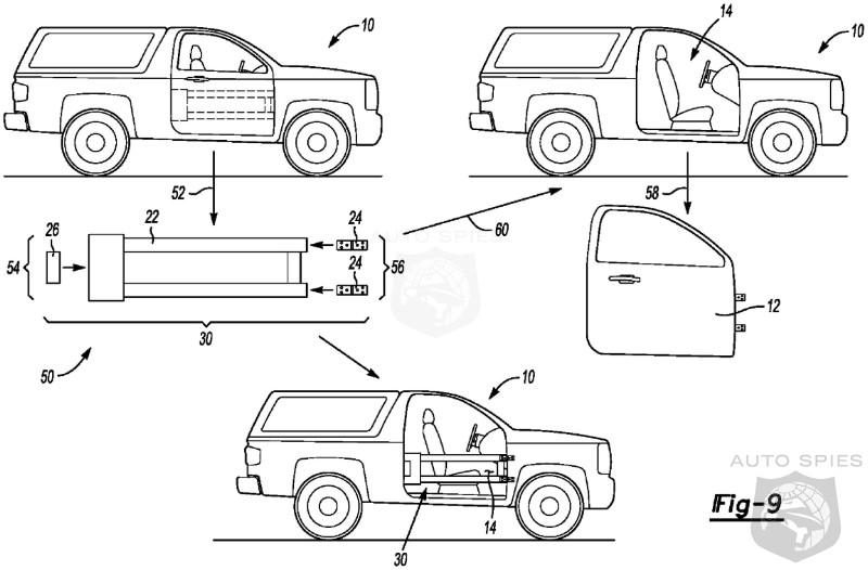 rumor  if these are the ford bronco u0026 39 s doors  are you