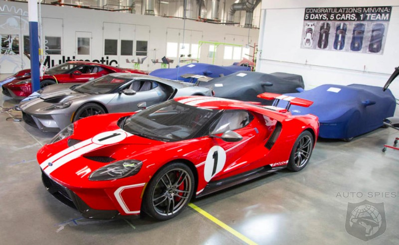 #SDAutoShow: Is The Ford GT The BEST All-new Supercar Money Can Buy, Today?