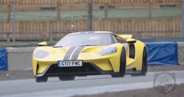 DRIVEN + VIDEO: The All-new Ford GT Gets Hustled Around The Track By Top Gear's Chris Harris